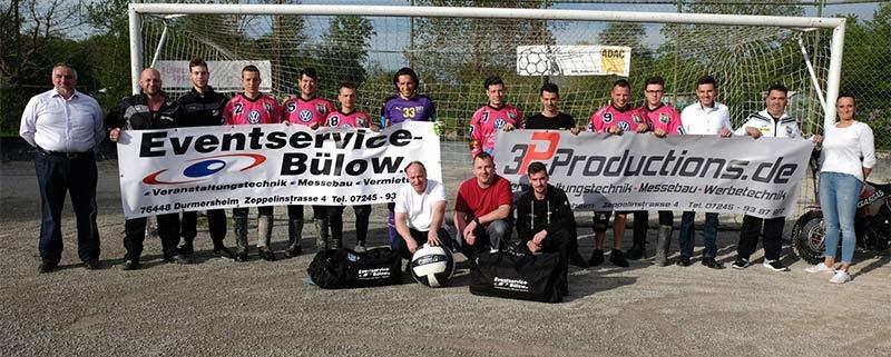 Eventservice Bülow sponsort MSC Comet Durmersheim