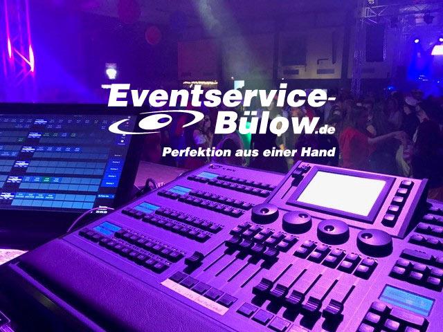 Veranstaltungstechnik Verleih Eventservice Bülow