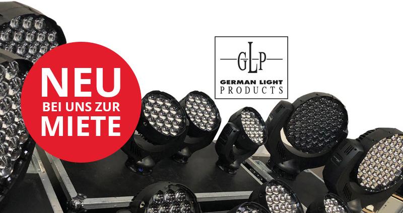Lichtanlage mieten für Event - Eventservice Bülow