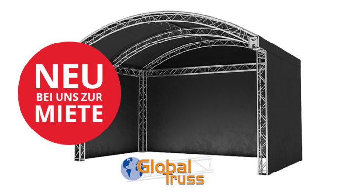Bühne mieten für Event - Eventagentur Bülow