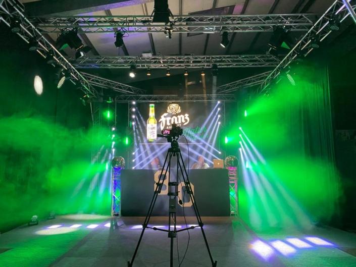 Videoaufnahme Eventservice Bülow